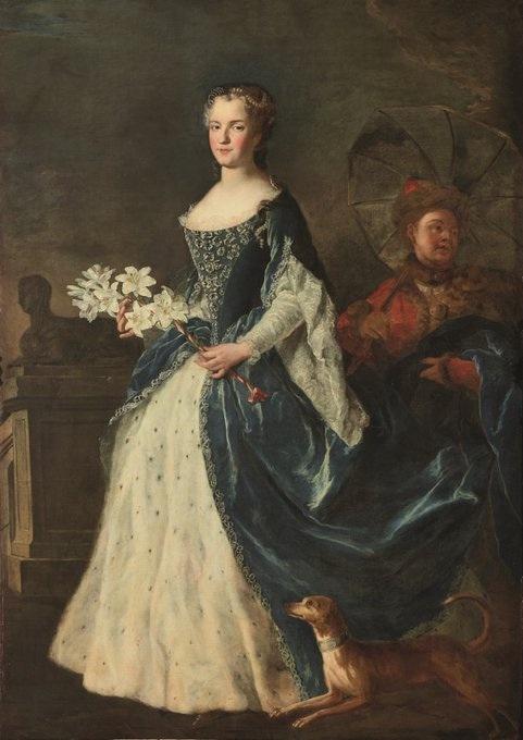 Marie Leszczynska : le goût de la reine