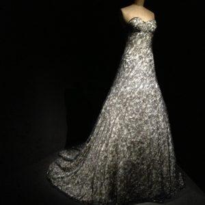 olivier theyskens robe rochas