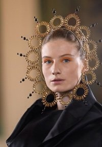 marizio galante resplandor haute couture collection cosmogonique bijoux