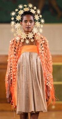 marizio galante resplandor haute couture collection cosmogonique bijoux detail