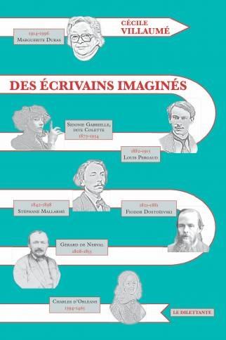 Des écrivains imaginés : détournements d'auteurs