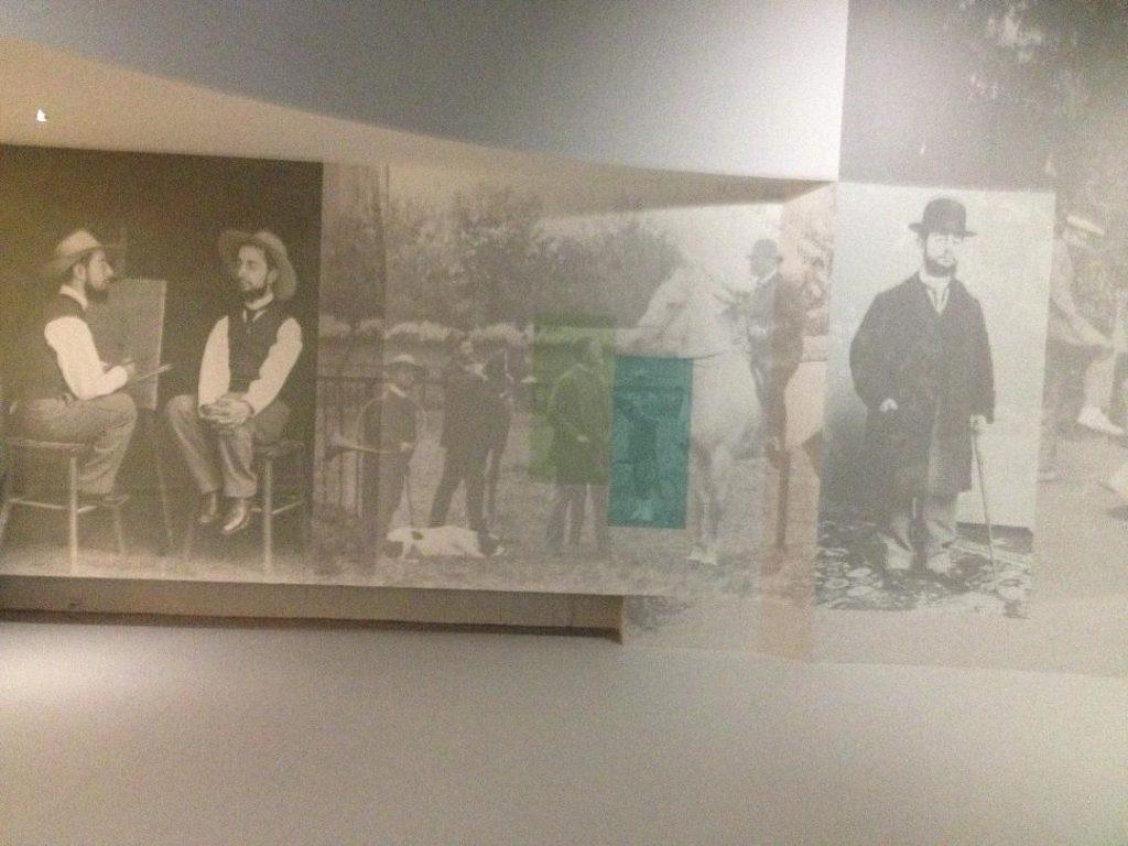 Toulouse Lautrec moderne et intime entrée exposition