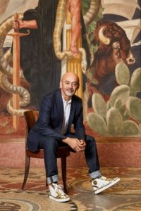 Christian Louboutin : l'Exhibition[niste] épopée du Shiva de l'escarpin portrait