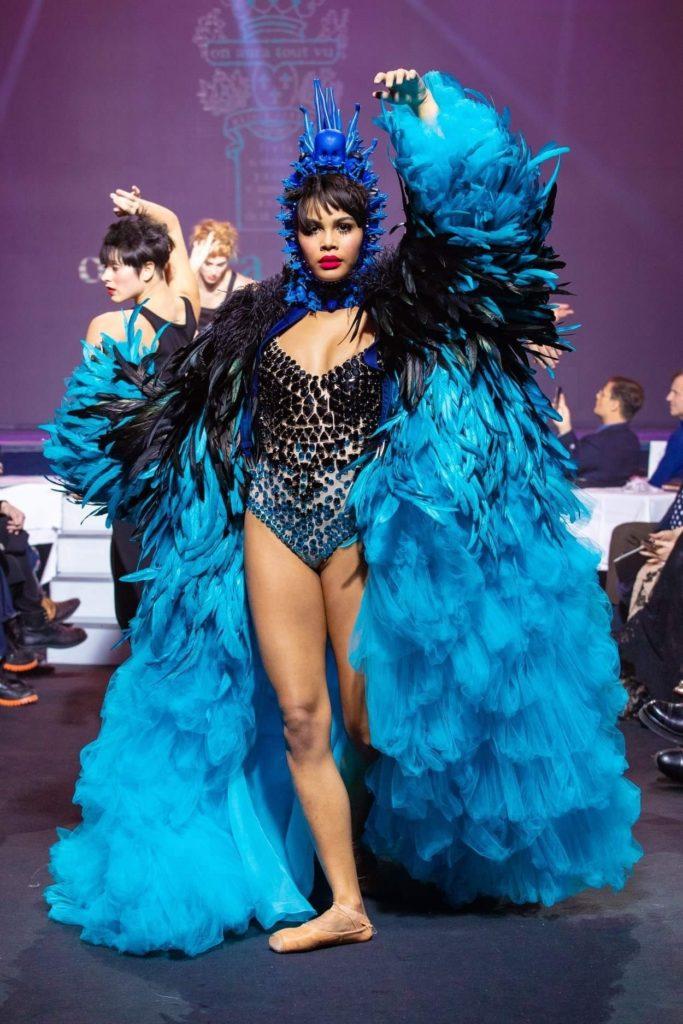 On Aura Tout Vu haute couture SS 20 : mon truc en plumes