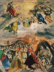 Exposition Greco -Grand Palais : le migrant magnétique songe de philippe II