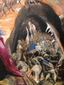 """Exposition Greco : Guillaume Kientz """"Le Greco échappe à tout sauf à l'admiration"""" bosch enfer"""